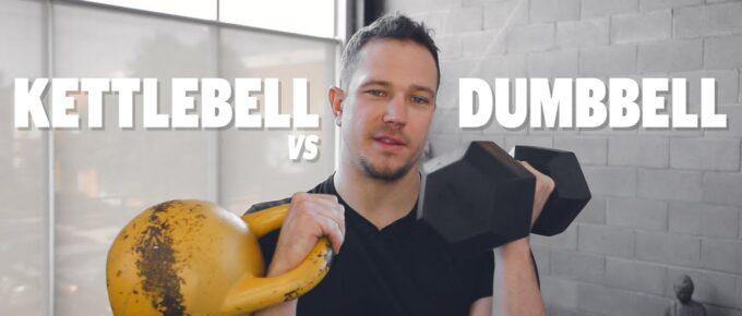 Dumbbells VS Kettlebells