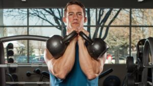Kettlebells Muscle