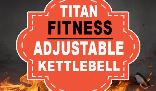 Titan Fitness Kettlebell